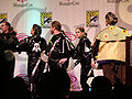 Mystery Men skit at WonderCon 2010 Masquerade 3.JPG