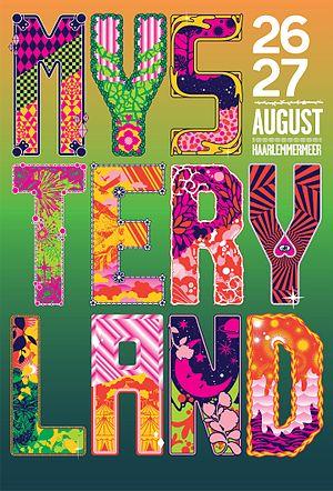 Mysteryland - Image: Mysteryland 2017