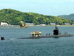 ロサンゼルス級原子力潜水艦の画像 p1_5