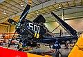 N23827 1949 Douglas AD-4 Skyraider 123827 (VA-195 Dam Busters) (43415026030).jpg