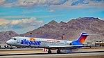 N429NV Allegiant Air 1985 McDonnell Douglas MD-83 - serial 49385 - 1244 (26507237850).jpg