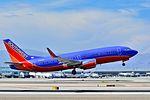 N641SW Southwest Airlines Boeing 737-3H4 (cn 27714-2841) (7730317790).jpg
