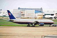 N786UA - B772 - United Airlines