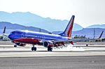N8607M Southwest Airlines Boeing B737-8H4 (cn 36634) (8894630826).jpg