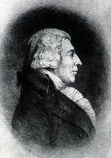 Richard Dobbs Spaight American politician (1758-1802)