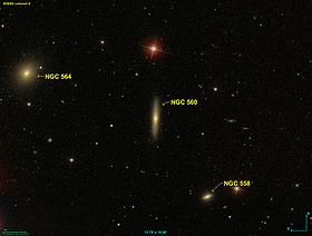 Image illustrative de l'article NGC 560
