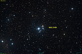 Image illustrative de l'article NGC 2169