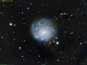Image illustrative de l'article NGC 4775