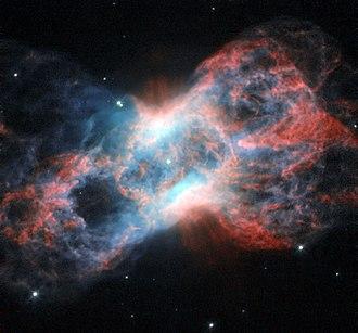 NGC 7026 - Image: NGC 7026 HST