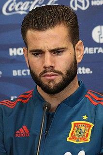 Nacho (footballer, born 1990) Spanish footballer