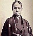 Nagamochi Goroji Paris, 18621862.jpg