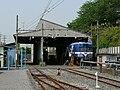 Nagareyama Station Inspection depot.JPG