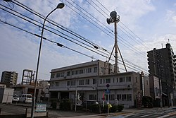 Nagoya City Moriyama Fire Station 20160524.jpg