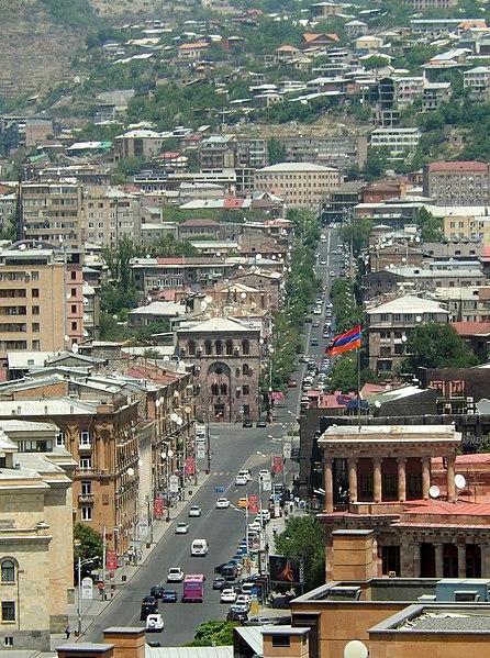 Файл:Nalbandyan street, Yerevan.jpg