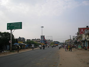 Nallavadu - Way to Nallavadu
