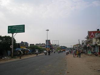 Nallavadu - Way to Nallavadu