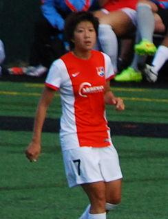 Nanase Kiryu Japanese footballer