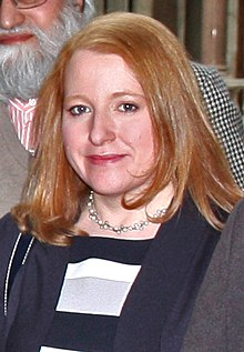 Naomi Long cropped and brightned from UK Interfaith Leaders (8738792158).jpg