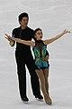 Narumi Takahashi and Mervin Tran at 2009 NHK Trophy.jpg