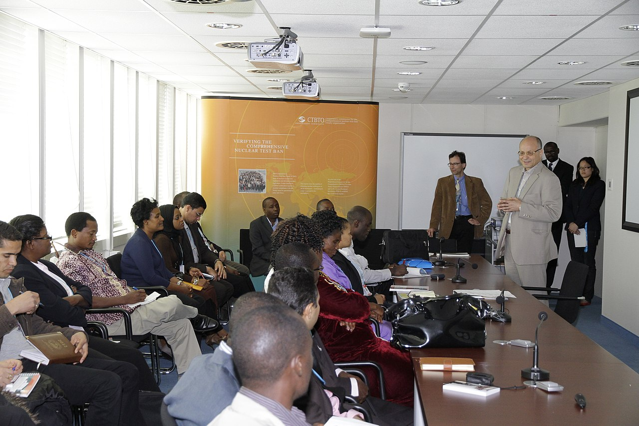 filenational data center capacity building training