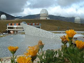 Llano del Hato National Astronomical Observatory