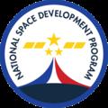 National Space Development Program PH logo.png