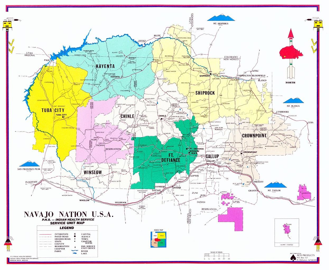 Navajo Nation Food Handlers Schedule