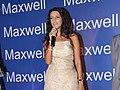 Neha Dhupia Poses At Maxwell Meet.jpg