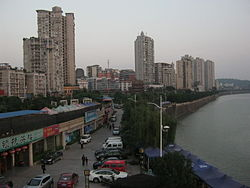Neijiang в 2012 году