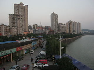 Neijiang Prefecture-level city in Sichuan, Peoples Republic of China