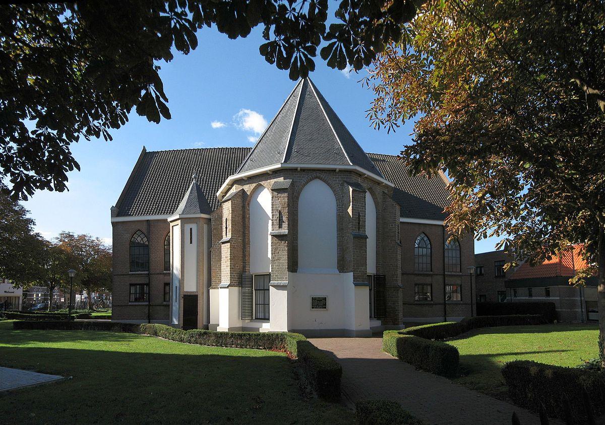 Holland And Holland >> Dorpskerk (Ouddorp) - Wikipedia