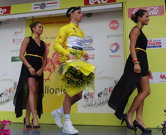 Neufchâteau - Tour de Wallonie, étape 3, 28 juillet 2014, arrivée (E18).JPG