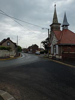 Neuvireuil - Grand Rue.JPG