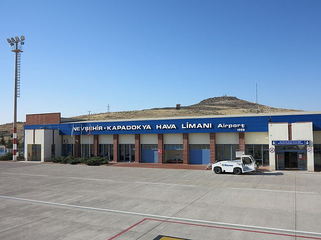 Nevşehir Kapadokya Airport