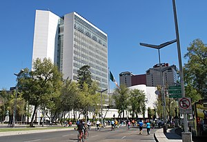 Congress of the Union - Image: New Senate Bldg Mexico City