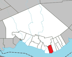 New Carlisle Quebec location diagram.png