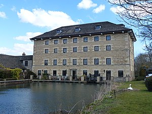 River Gwash - Newstead Mill, on the Gwash near the confluence with the Welland
