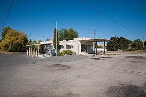 Newton, Utah - Newton Post Office, September 2012