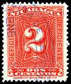 Nicaragua 1900 Due Scj43 used.jpg