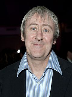 Nicholas Lyndhurst English actor