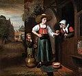 Nicolaes Maes - The milkwoman.jpeg
