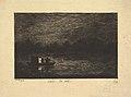 Night Voyage, from the series, Voyage en Bateau MET DP822215.jpg