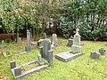 Nijmegen begraafplaats Daalseweg, perceel kindergraven oorlogsslachtoffers.JPG