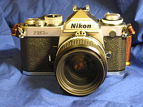 Image illustrative de l'article Nikon FM3A