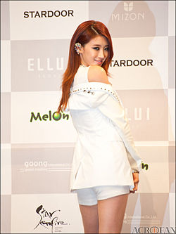 Nine Muses at mini album WILD launching showcase event from acrofan (8).jpg