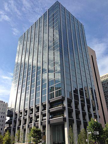 SMBC信託銀行の本社(西新橋スクエア)
