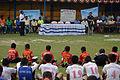 Nisith Ranjan Chowdhury Explains Medical Aspects of Football - Football Workshop - Nisana Foundation - Sagar Sangha Stadium - Baruipur - South 24 Parganas 2016-02-14 1299.JPG