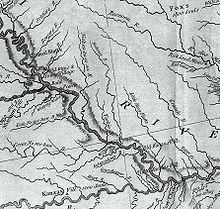 Lewis And Clark Map Indian Tribes