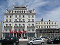 Norfolk Hotel (Ramada Brighton), King's Road, Brighton (including 146–148 King's Road) (NHLE Code 1381642) (July 2010).jpg