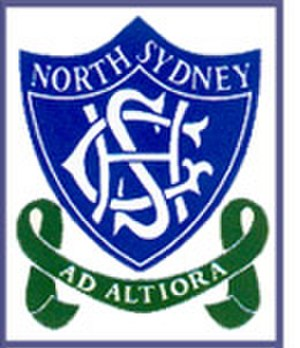 North Sydney Girls High School - Image: North Sydney Girls High logo